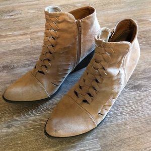 Coconut by Matisse Suede Boots